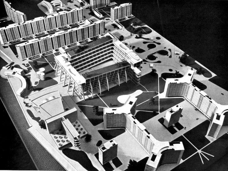 Marcel Breuer, Zahradní město budoucnosti