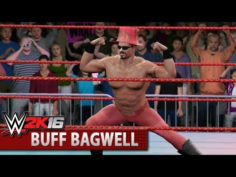 WWE 2K16 Community Showcase: Buff Bagwell (Xbox One)