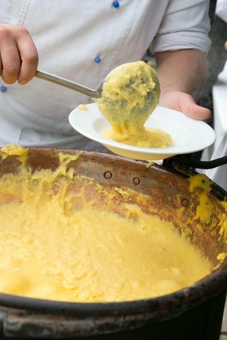 polenta e formaggio#italian food#anna bussolotto