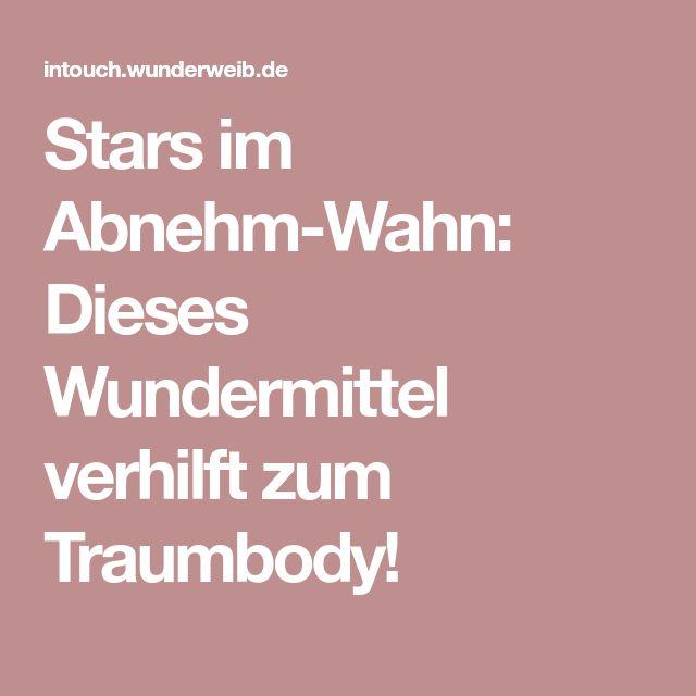 Stars im Abnehm-Wahn: Dieses Wundermittel verhilft zum Traumbody!