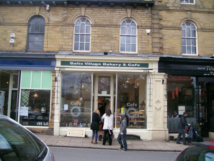 Salts Village Bakery and Cafe in Saltaire