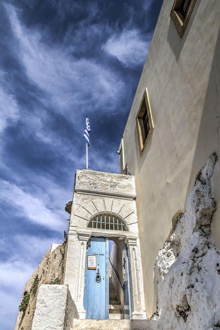 Chrysoskalitissa Monastery, Crete, Greece