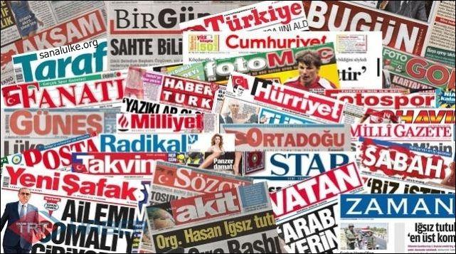 Freedom House: 'Türkiye'de Basın Özgür Değil'
