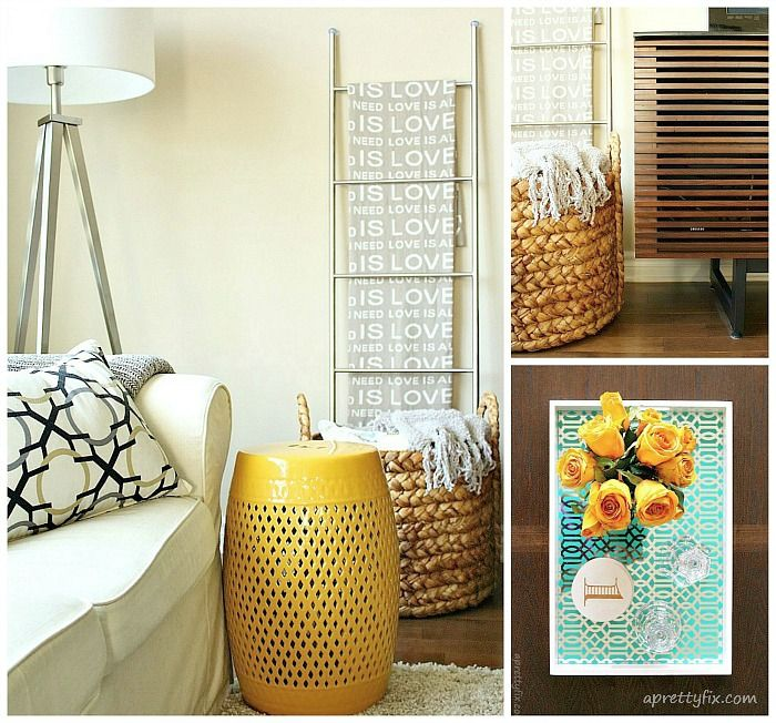 yellow accessories for living room. Home Tour  Yellow Living RoomsLiving Room AccessoriesHouse Best 25 living room accessories ideas on Pinterest
