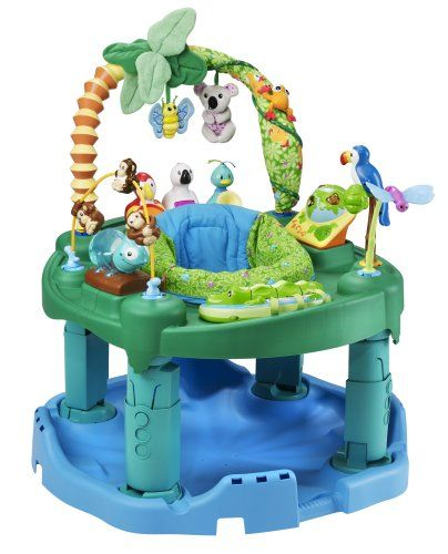 evenflo exersaucer triple fun jungle 101 99 loressa s baby