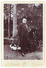 Józef Stolarczyk (ur. 12 lutego 1816 w Wysokiej koło Jordanowa, zm. 6 lipca 1893 w Zakopanem) – polski taternik, pierwszy proboszcz Zakopanego.