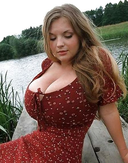 Huge Rack Busty 74