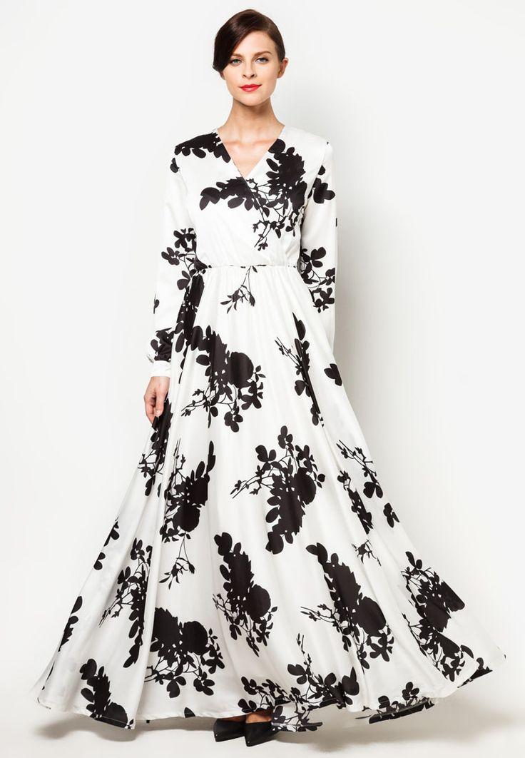 Long dress zalora kids