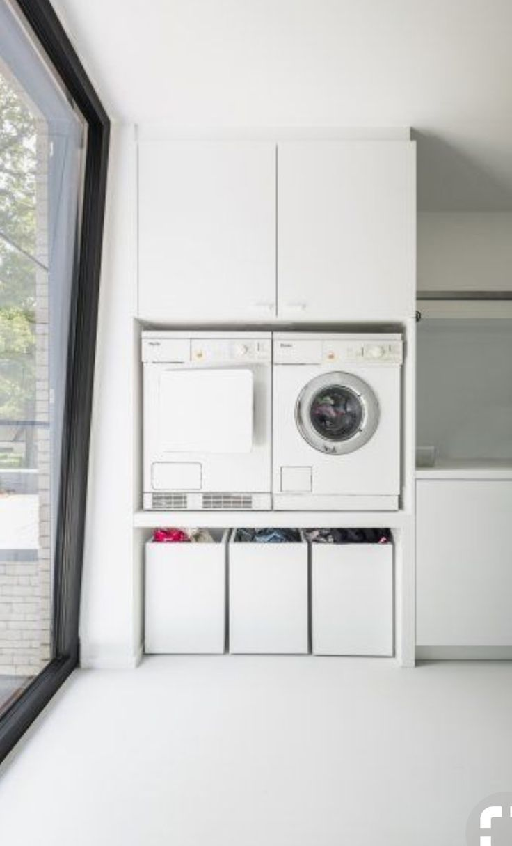 Waschmaschinenunterbringung…. – #waschmaschine #…