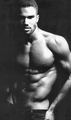 Shemar Moore...yes please