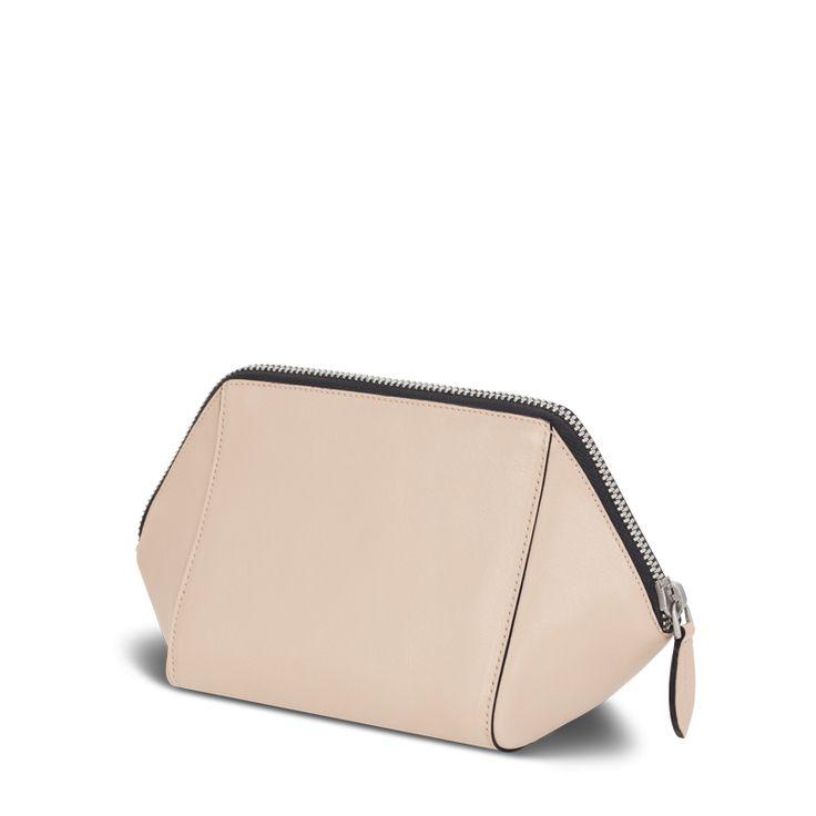Loewe - cosmetic case nude