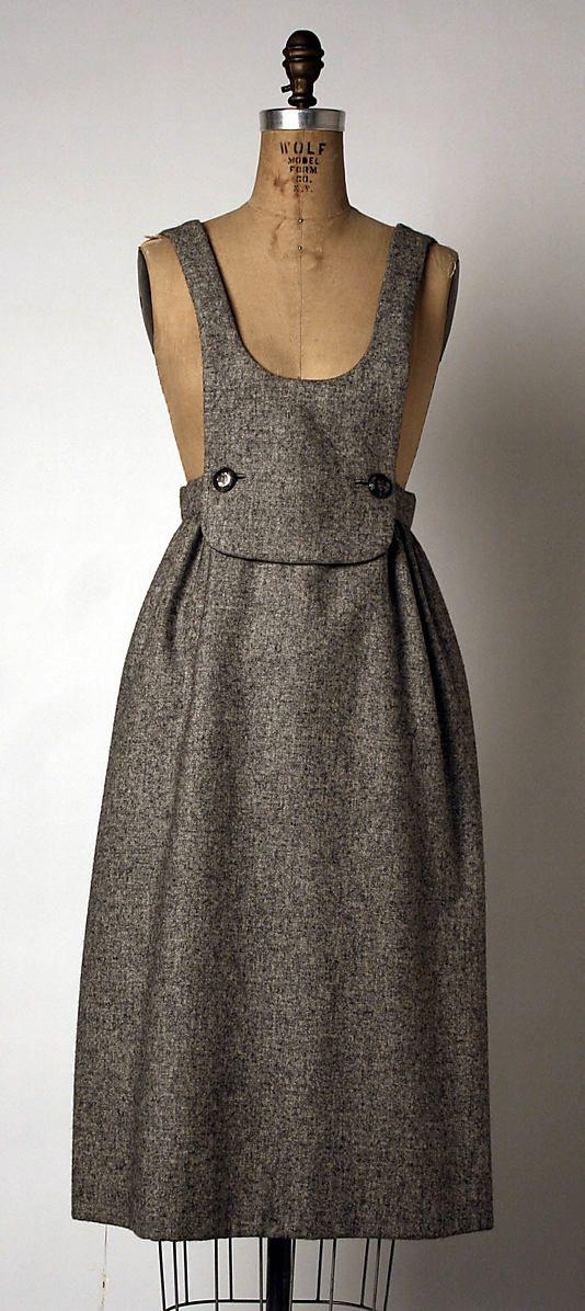Dress (Jumper)  Geoffrey Beene  (American, 1927–2004)