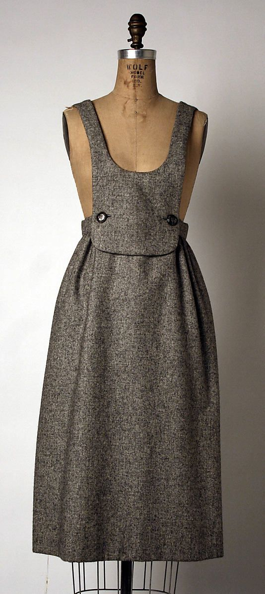 Geoffrey Beene dress 1970.