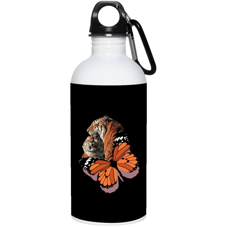 Tigers Andre Arthur 20 oz Stainless Steel Water Bottle