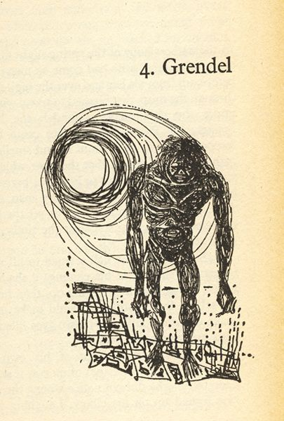 beowulf and grendel's mother - Google Search
