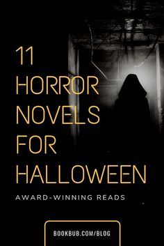 11 Award Winning Books To Read This Halloween In 2018 Books