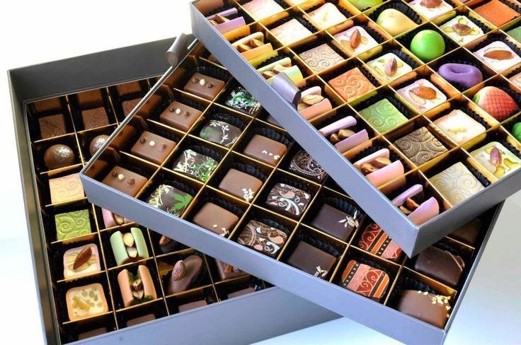 Chocolates, truffles, marzipan and so much more, all handmade to perfection!