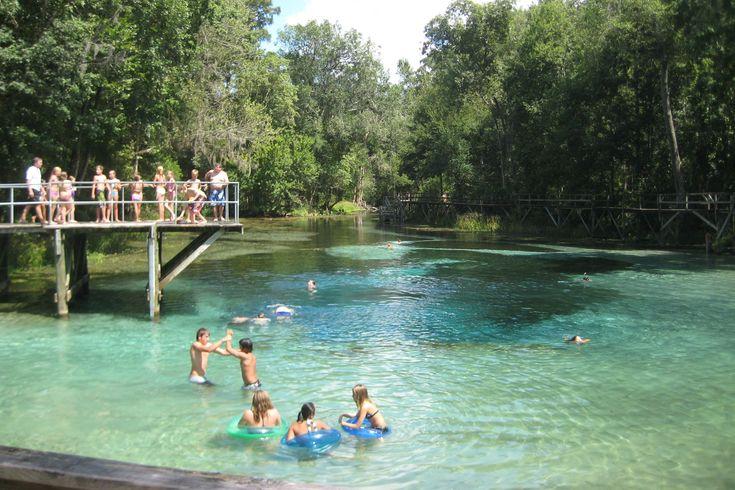 Blue Springs, Florida (Alachua County)