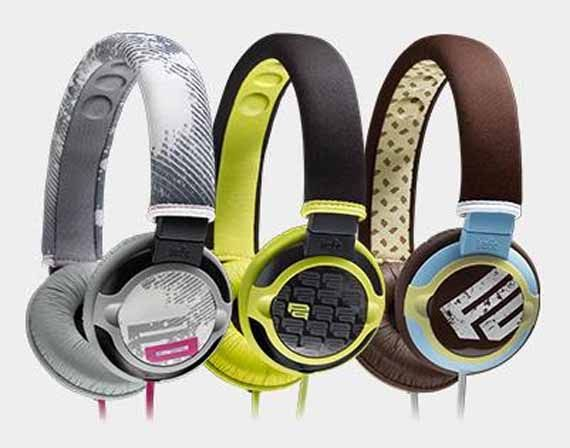 Awesome-looking headphones by Sony. I'm getting the green and black ones.