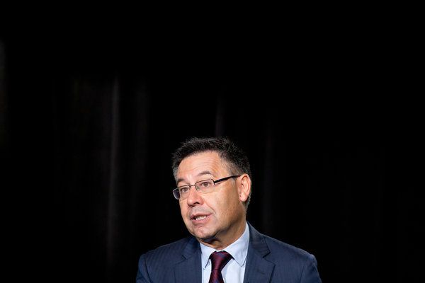 F.C. Barcelona President Josep Maria Bartomeu on Touring Taxes and a Potential Neymar Transfer