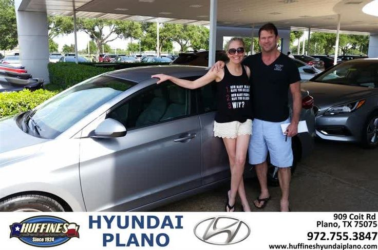 Happy Anniversary to Stephanie on your #Hyundai #Elantra from Frank White at Huffines Hyundai Plano!  https://deliverymaxx.com/DealerReviews.aspx?DealerCode=H057  #Anniversary #HuffinesHyundaiPlano
