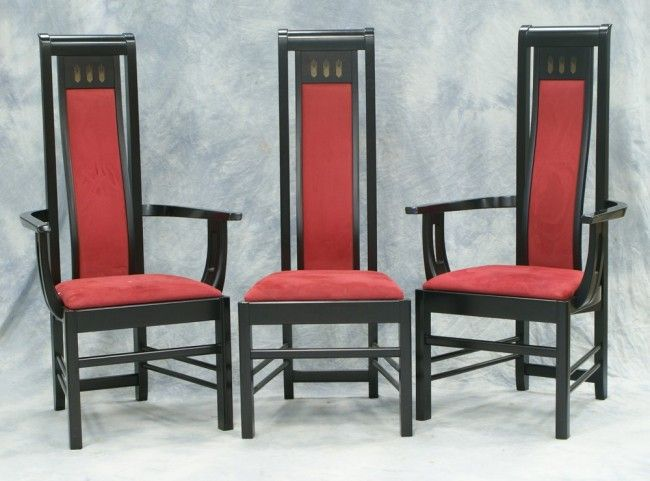 Tavolo mackintosh ~ Best chairs in the style of mackintosh images