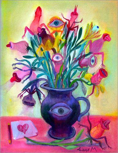 Diego Manuel Rodriguez - Fantastic bouquet