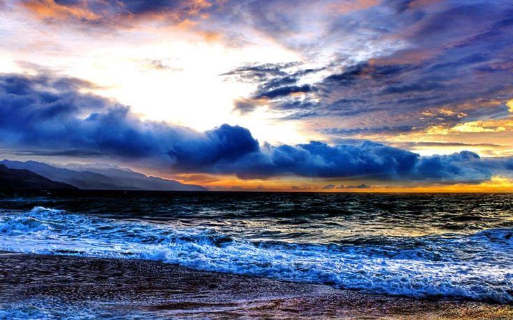 Dalgalı Deniz HD Wallpapers