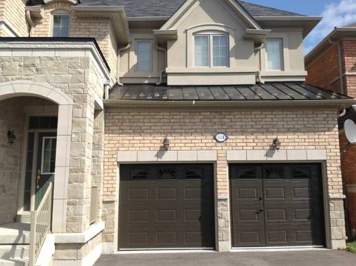 17 best brampton images on pinterest ontario toronto and southern beautiful classic raised panel walkthru garage door with matching adjacent door in brampton ontario solutioingenieria Choice Image