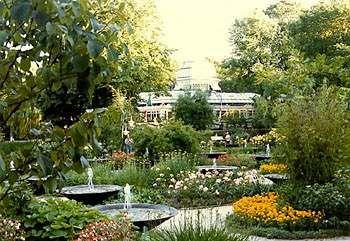 Tivoli Gardens, Copenhagen: Summer Flowers, Flowers Gardens, Fairytale Sytl, Flowers Arrangements, Famous Flowers, Flower Gardens, Photo