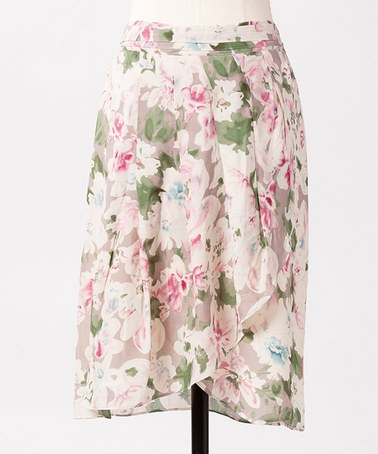 Zulily skirts and tops are great.