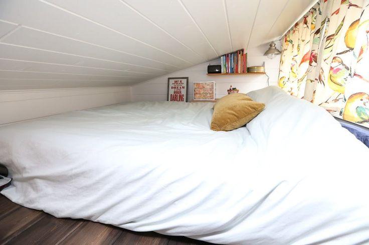 Sleeping loft (8x8 ft)