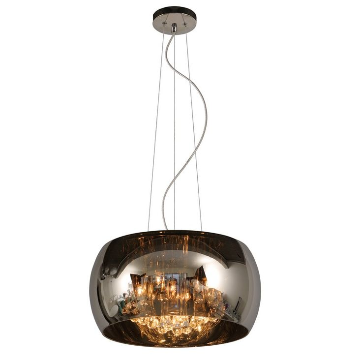 Lucide pearl 5 light ceiling pendant from lighting direct