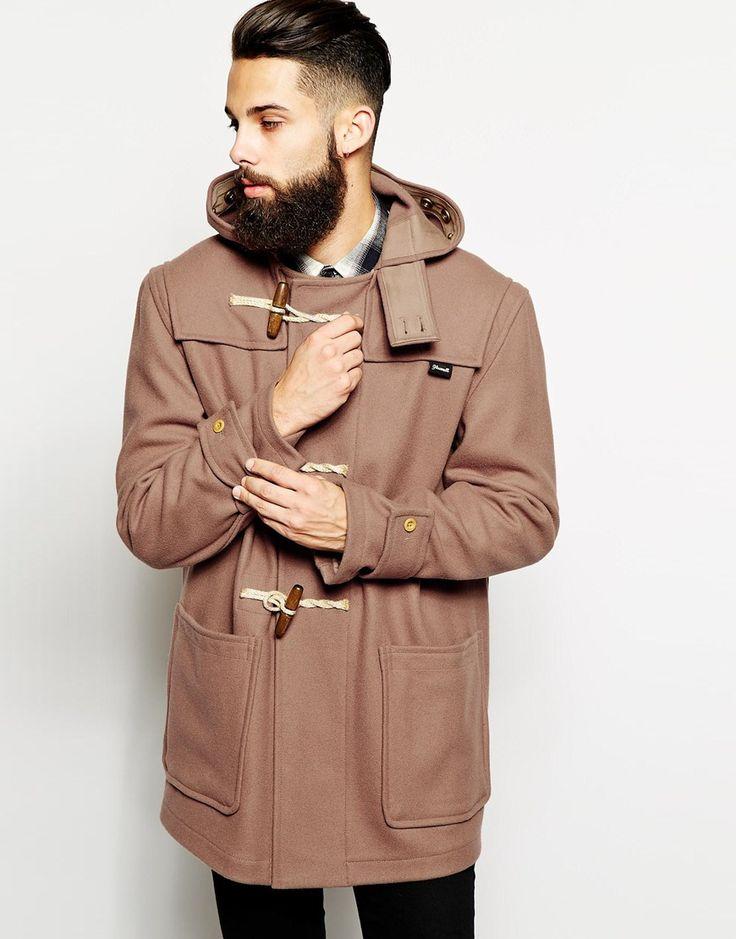 Gloverall Duffle Coat in Melton Wool