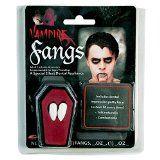 #Giochiegiocattoli #5: Fun world - Denti da vampiro, con adesivo termoplastico