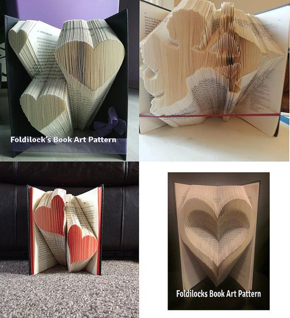 Value Valentine Pattern Pack **Patterns**   PDF Book Folding Origami Free Instructions free instructions/ tutorial