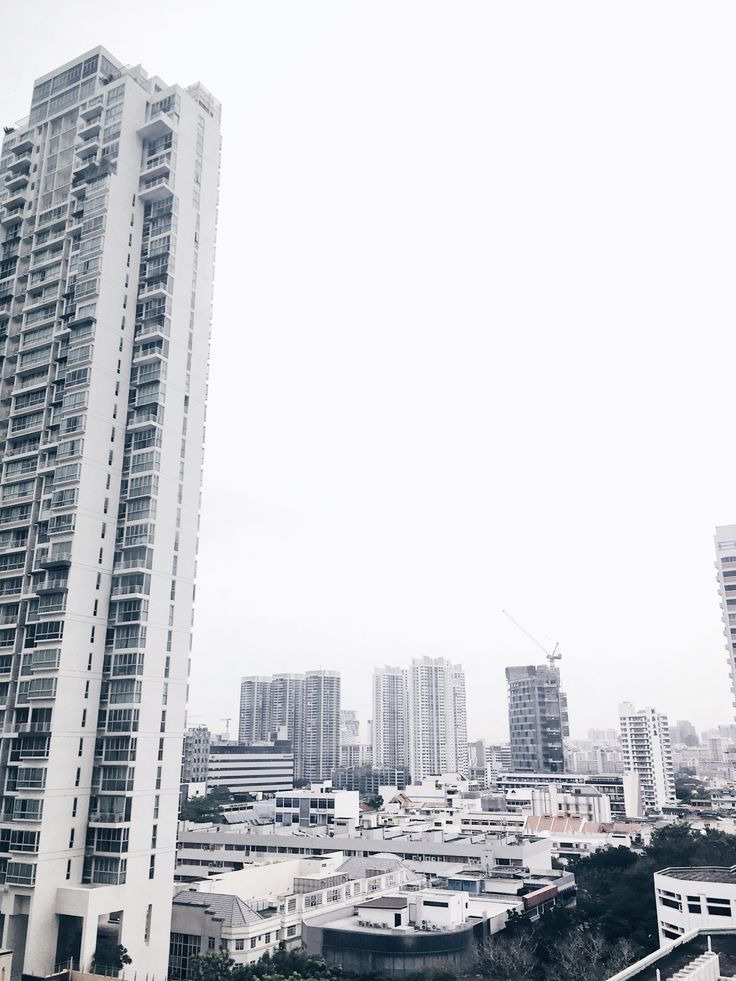 building blocks view from da hotel🏙