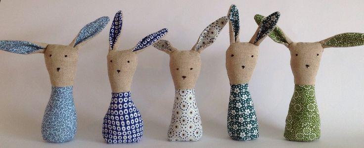 Rabbits By Hanne Jo