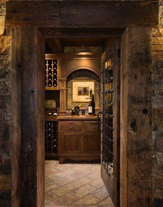 Wine Cellar, Traditional Wine Cellar