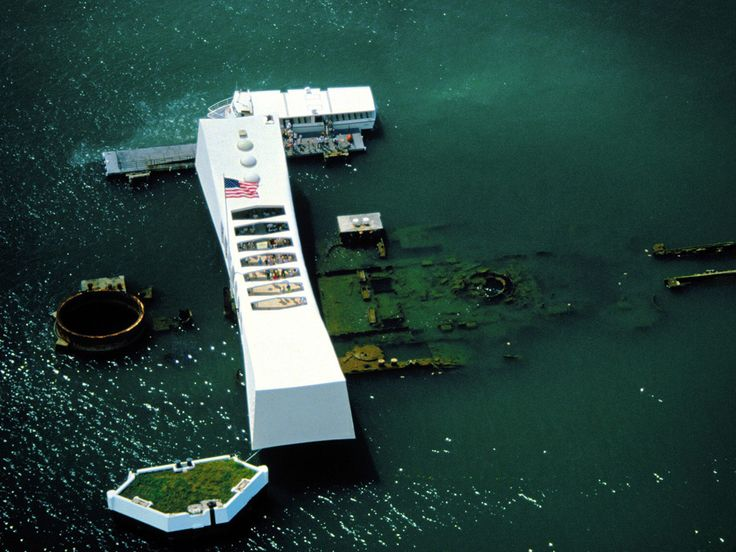 United States F.D.R. monument | pearl harbor facts for kids arizona memorial