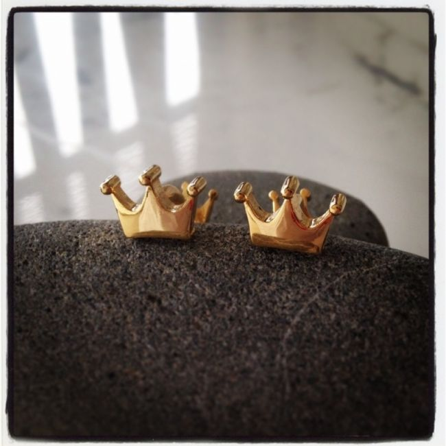 Cufflinks from silver 925 gold plated Price: 50€
