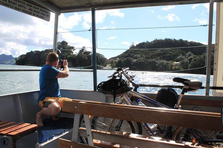 Neuseeland - Fahrradtour durch Witianga