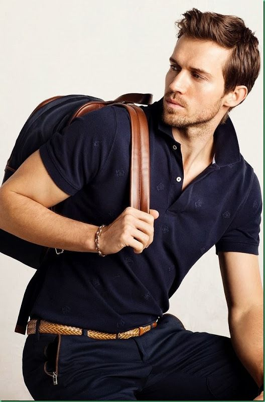 Andrew Cooper for Massimo Dutti Equestrian Collection 2014 #MensFashion #MensStyle #Fashion