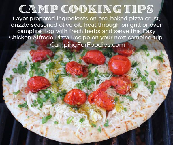 Camping Recipes And Cooking Tips: 116 Best Images About Camp Cooking Tips On Pinterest