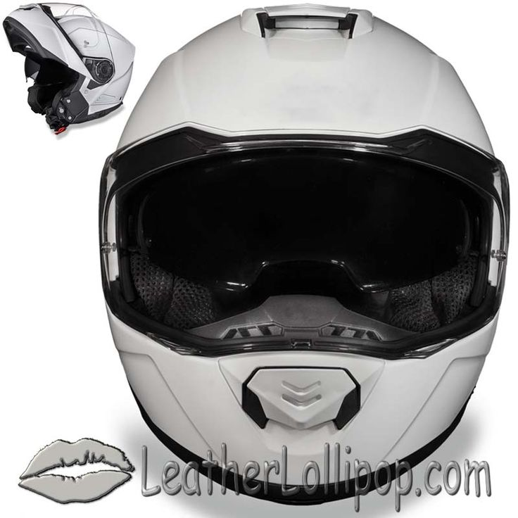 Bikers, just for you! Now available in our store: DOT Daytona Glide... Check it out here! http://leatherlollipop.com/products/dot-daytona-glide-modular-motorcycle-helmet-in-gloss-white-sku-ll-mg1-c-dh?utm_campaign=social_autopilot&utm_source=pin&utm_medium=pin Free shipping.