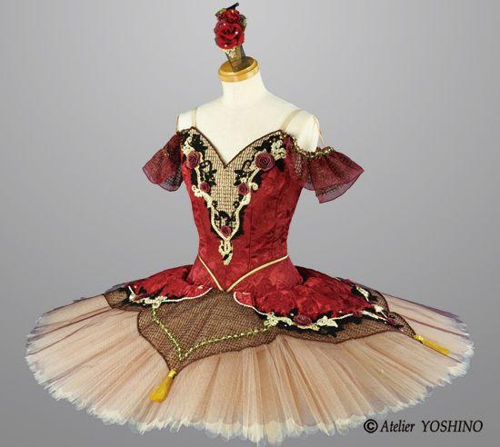 通常衣裳 | 子供・大人のバレエ衣裳(衣装)・バレエ用品レンタル | アトリエヨシノ