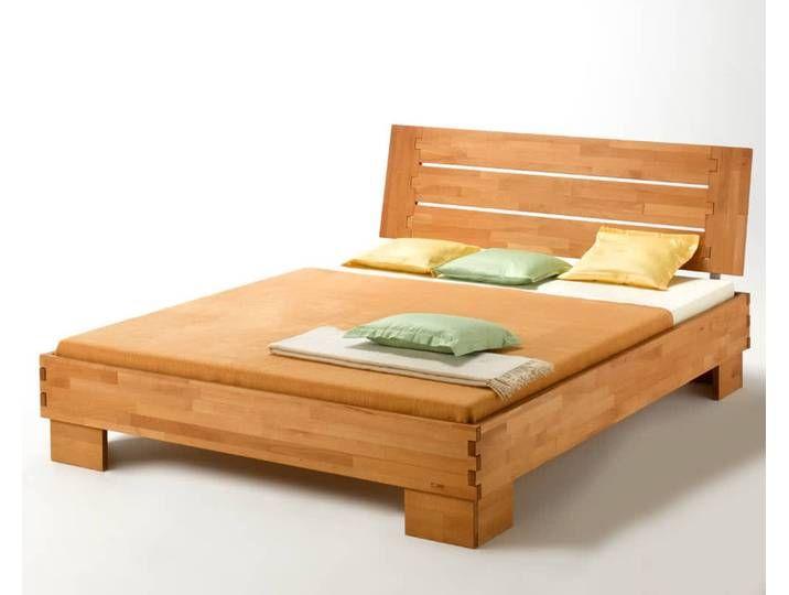 Ms Schuon Buche Massivholz Bett Castello Kopfteil 7 100x200 Cm Headboards For Beds Diy Bed Bed