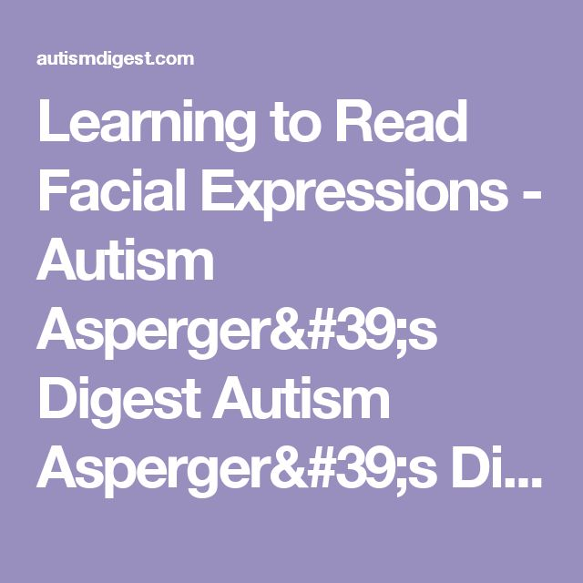 Autism Spectrum Disorder and Early Literacy: Common ...