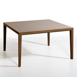 Table carrée Nizou, design Emmanuel Gallina