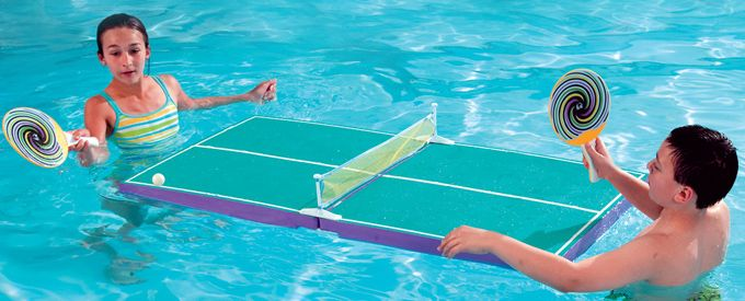 Fun Games for Swimming Pool Parties